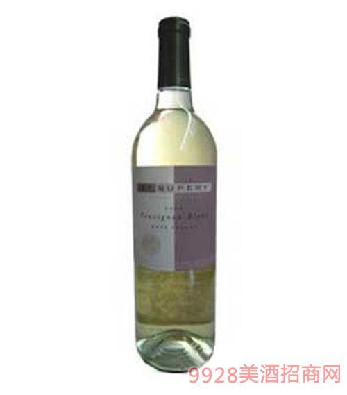 圣苏瑞酒园纳柏谷白苏维翁白葡萄酒