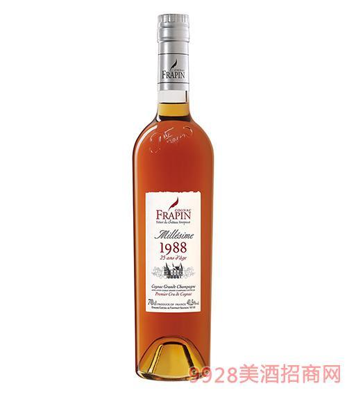 法拉賓1988干邑白蘭地41.5度700ml