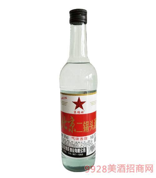 京德旺北京二��^酒56度500ml