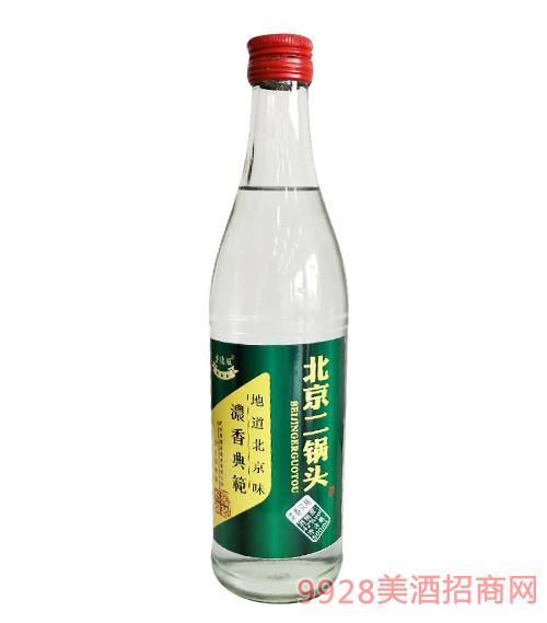 京德旺北京二锅头陈酿窖藏42度500ml
