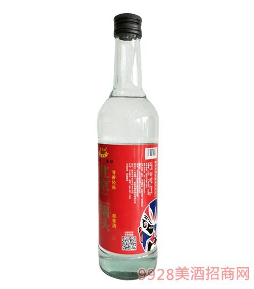 京德旺北京二锅头原浆酒红标