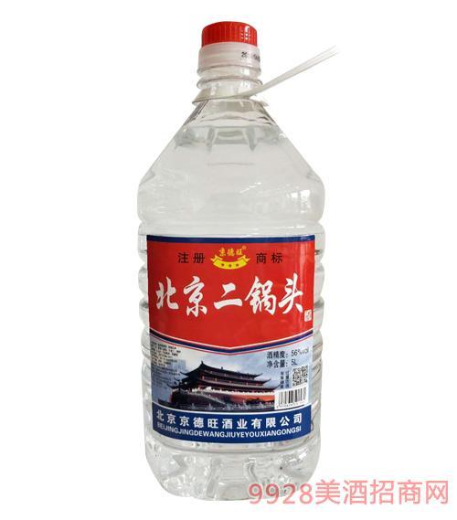 京德旺北京二锅头56度5L