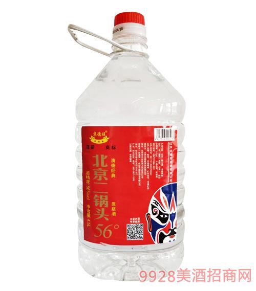 京德旺北京二锅头56度4.5L