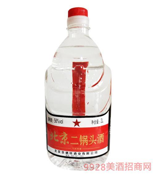 京德旺北京二锅头56度2L