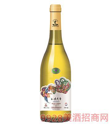 外交使节霞多丽干白葡萄酒2011
