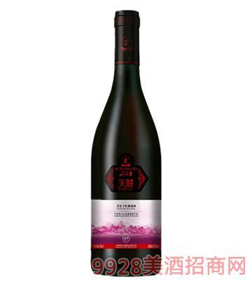 天麓美乐干红葡萄酒(凌峰)