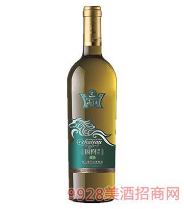 西夏王国宾酒庄贵人香干白葡萄酒(金品)