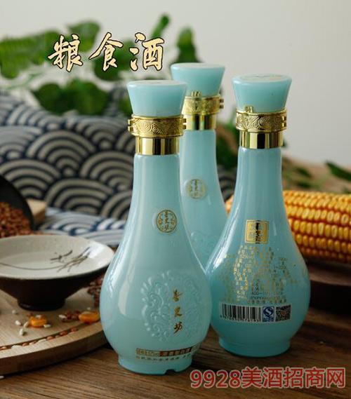 善农坊粮食酒小善(二)