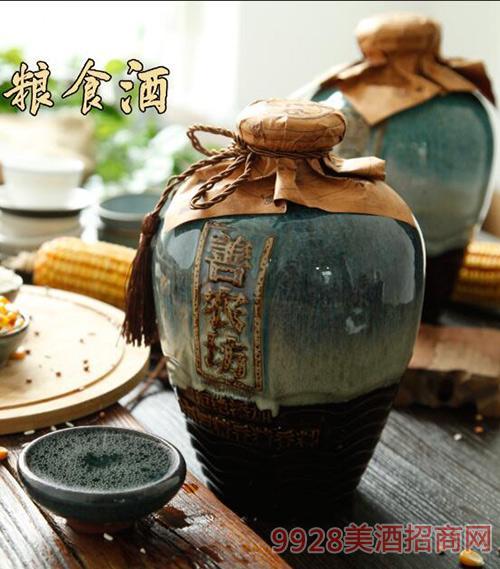 善农坊粮食酒手工坊(三)