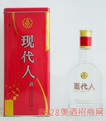 现代人酒铁盒装(091)
