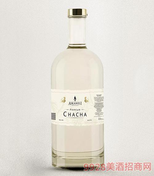 恰恰CHACHA格鲁吉亚原瓶原装进口葡萄酒