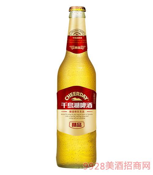 千島湖啤酒7度488ml精品