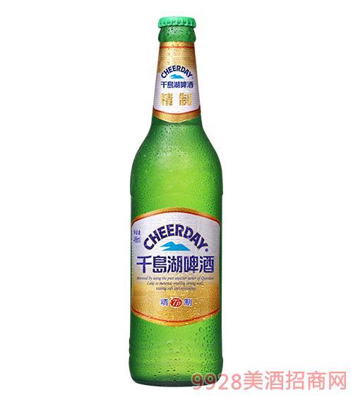 千岛湖啤酒7度488精制(新)