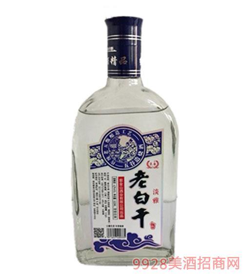 京唐老白干酒500ml