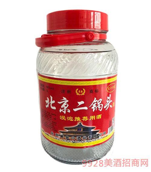 北京二锅头5L酒