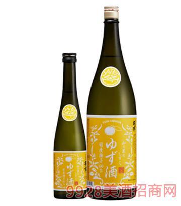 萩乃露柚子酒