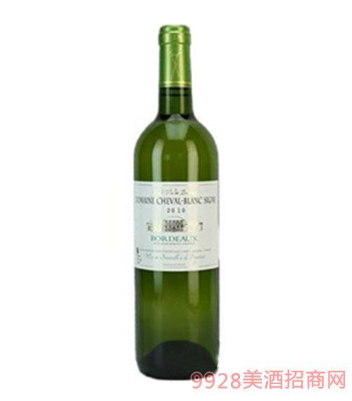 赛利白马庄白葡萄酒