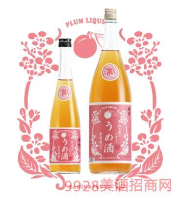 萩乃露梅子酒
