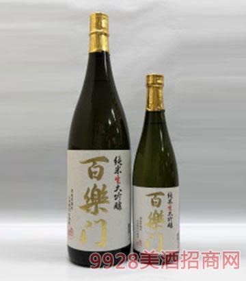 百楽門 山田錦40% 純米大吟醸 生原酒