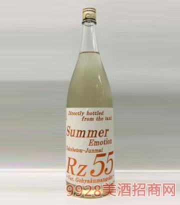 秋田の両関酒造さんより「Rz55 特別純米 Summer Emotion」入荷