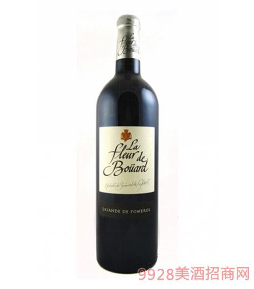 博哈特美人红葡萄酒2007