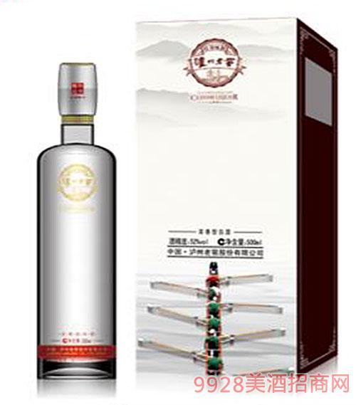 泸州老窖企业定制酒09款C