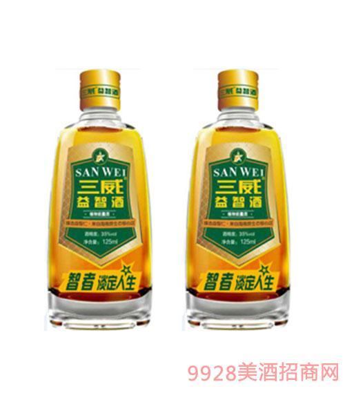 三威益智酒125ml(35度)