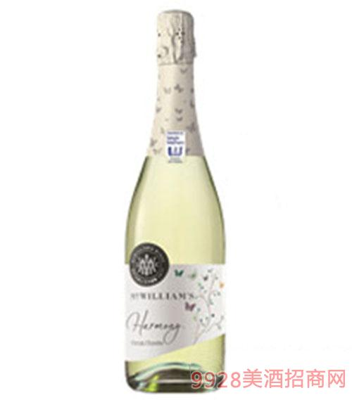 麦克威廉自然干型气泡酒