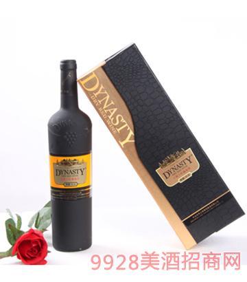 王朝典藏·粒选干红葡萄酒
