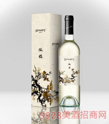 王朝礼颂半干白(傲梅)葡萄酒