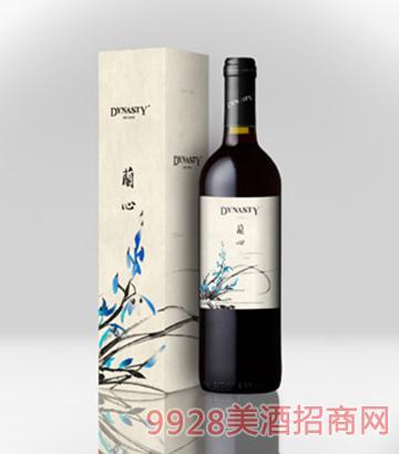 王朝礼颂干红(兰心)葡萄酒