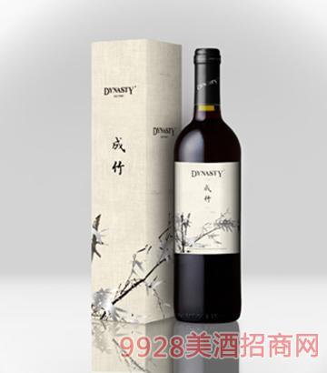 王朝礼颂干红(成竹)葡萄酒