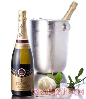 白起泡葡萄酒(罐式)5°