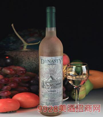 王朝七年藏酿品干白葡萄酒