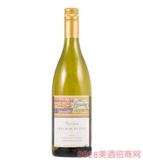 露纹酒园艺术系列莎当妮干白葡萄酒