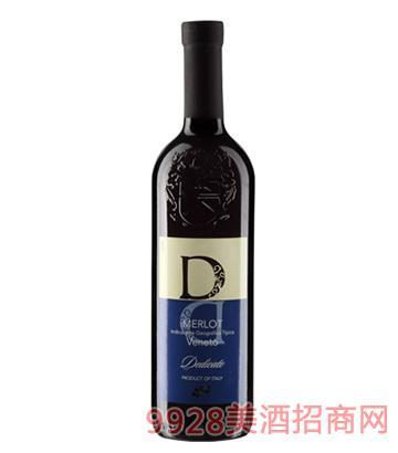 D系列梅洛红葡萄酒