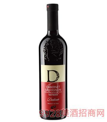 D系列赤霞珠红葡萄酒