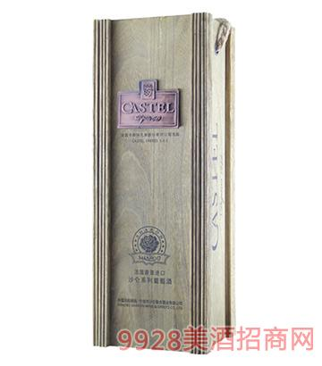 沙仑CASTEL2010通用木盒