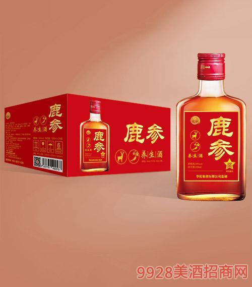 鹿参养生酒35度128ml