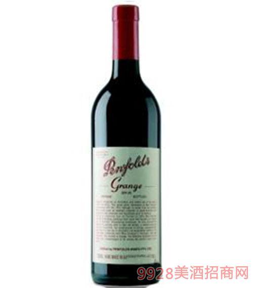奔富酒园葛兰许南澳设拉子干红葡萄酒