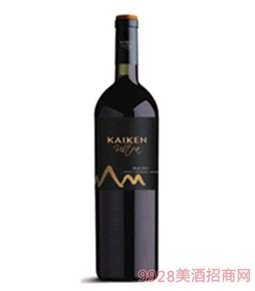 開肯極 品瑪爾貝克干紅葡萄酒