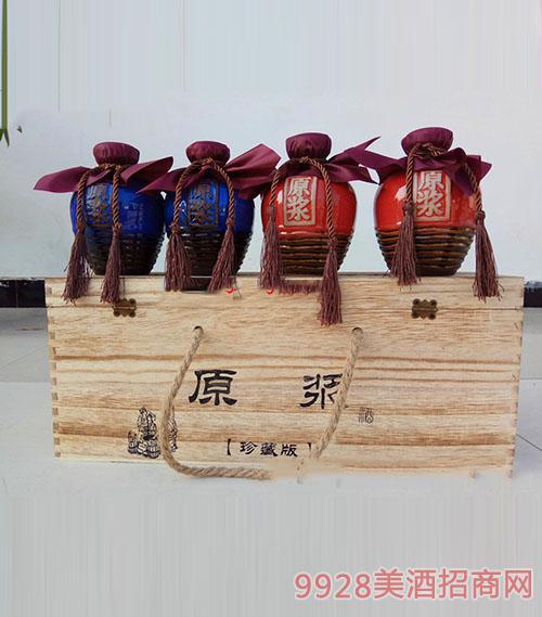 原浆酒珍藏版坛装