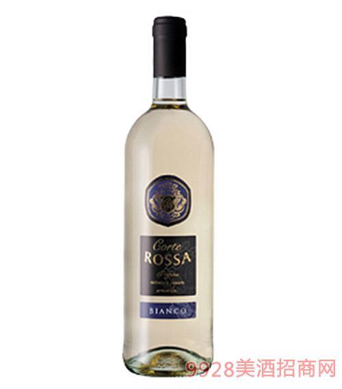 意大利露萨干白葡萄酒图片