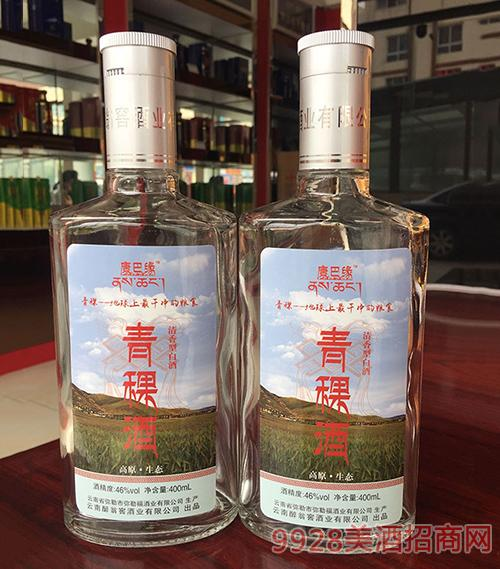 康巴缘青稞酒400ml光瓶