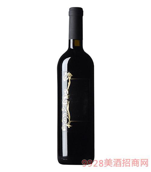 匈牙利辉煌埃格尔公牛血红葡萄酒