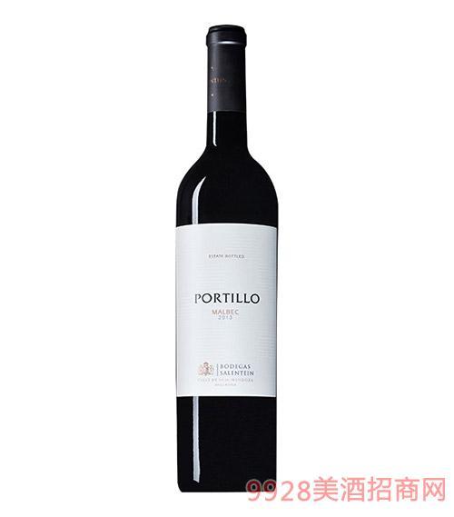 阿根廷薩蘭亭博迪優馬貝克紅葡萄酒