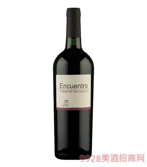 阿根廷罗宾酒庄安荞赤霞珠红葡萄酒