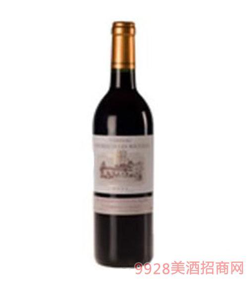 法国御庭古堡贝莱1级珍藏干红葡萄酒