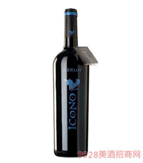 神马梅洛红葡萄酒