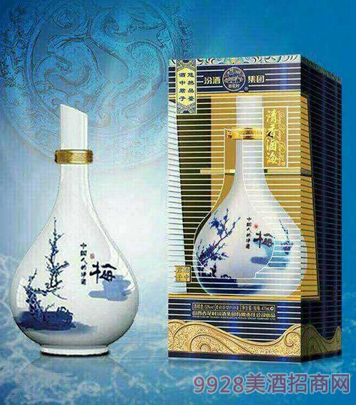 清香酒海-梅